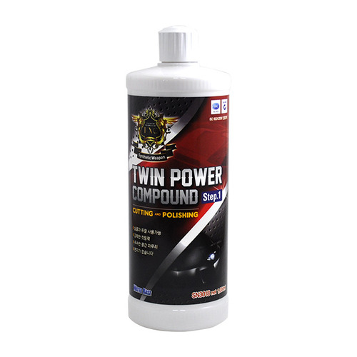 TWIN POWER COMPOUND STEP1 (1Liter) SN3018